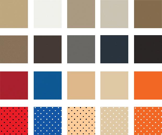 Evalastik 30 colours - Primacel EVA Foam